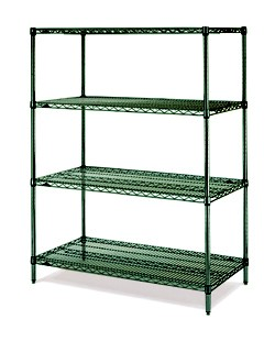 METRO METROSEAL 3 915X535X1895MM HIGH 4 TIER