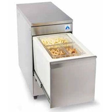 ADANDE VCC1SCW COMPACT SINGLE DRAWER